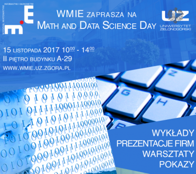Math and Data Science Day